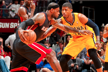 After Dispatching the Pacers, Are the Heat Headed for Something Historic?
