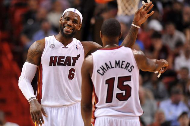 Heat Pummel Pacers 105-91, Win Streak at 18
