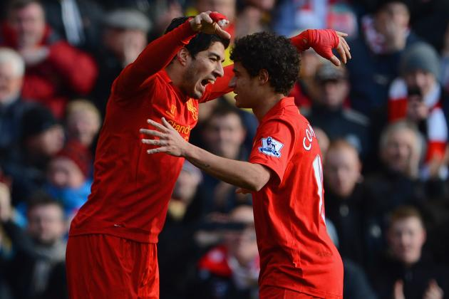 Liverpool Win over Tottenham Puts Reds in Prime Position to Charge Up Table