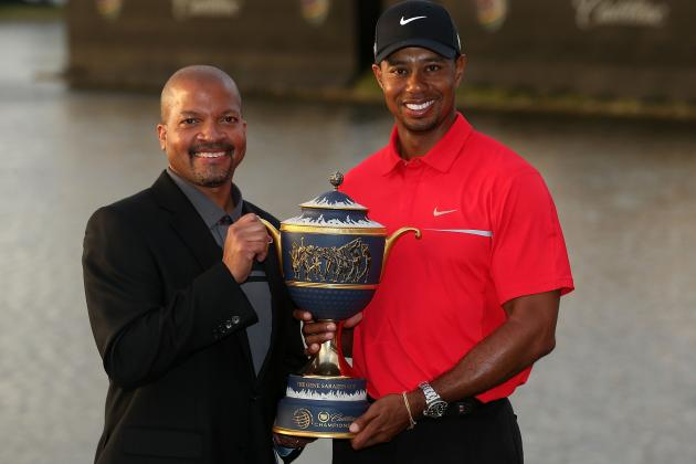 WGC Cadillac Championship 2013: Tiger Woods and Other Big Winners from Event