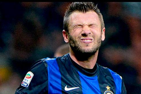 Inter Milan slips up against Bologna
