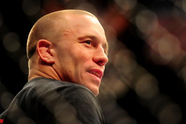 GSP Chooses Weidman over Silva at UFC 162: True Prediction or Wishful Thinking?