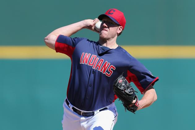 Zach McAllister Wins Rotation Spot with Indians