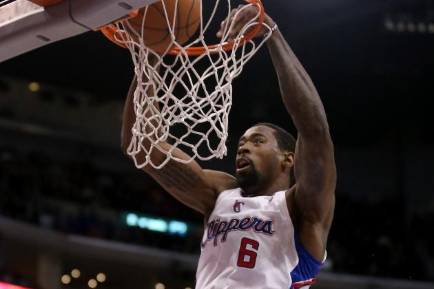 VIDEO: Lob-of-the-Year, DeAndre Jordan over Brandon Knight