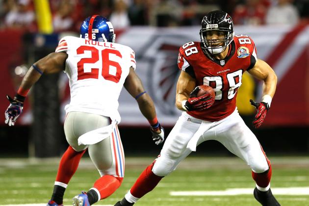 Jackson and Gonzalez Would Land Falcons on the National Stage