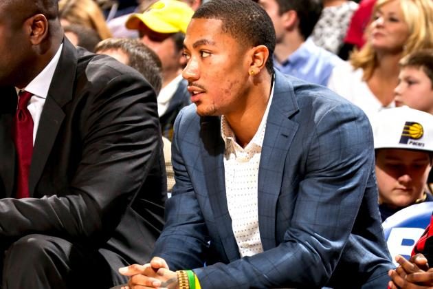 Derrick Rose's Return to Chicago Bulls Delayed by Hamstring Issues