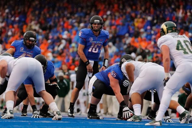 Boise State Football: Do Broncos Have the Talent to Go Undefeated in 2013?