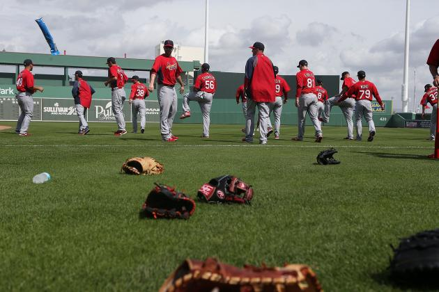 St. Louis Cardinals: Power Ranking Prospects Based on Spring Training Results