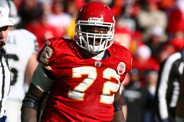 Glenn Dorsey, Chiefs Working Towards Contract
