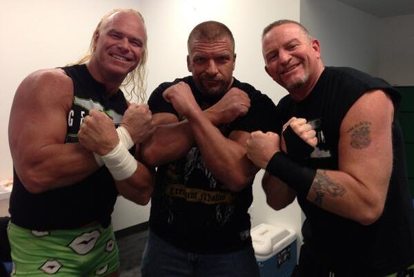 WWE Alumni: Are the New Age Outlaws Too Old to Win the Tag Team Titles? Hell No