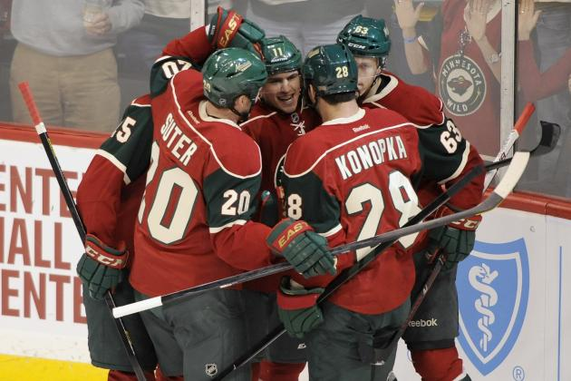 Wild Wins, Moves to Top of Division