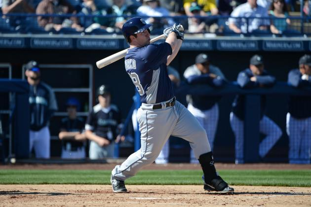 Breaking Down the San Diego Padres' Platoon Candidates