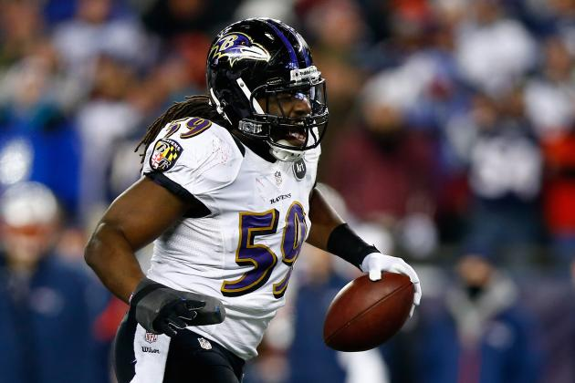 Who Is a Bigger Priority for Ravens to Re-Sign: Ed Reed or Dannell Ellerbe?