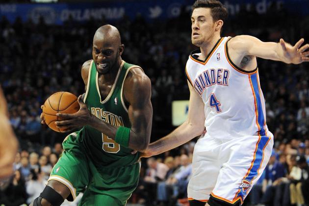 Will Boston Celtics' Scoring Problems Haunt Them in Playoffs?