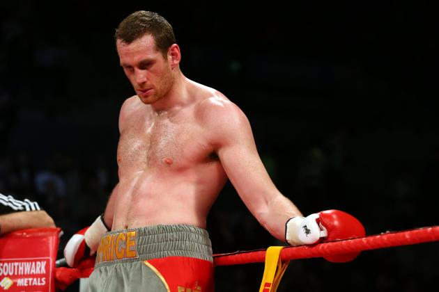 How David Price Can Keep Loss to Tony Thompson From Derailing His Career