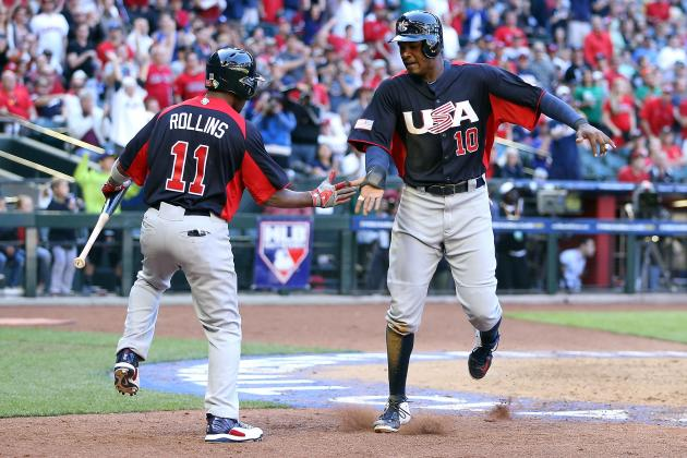 World Baseball Classic 2013 Results: Recap and Highlights of Weekend's Games