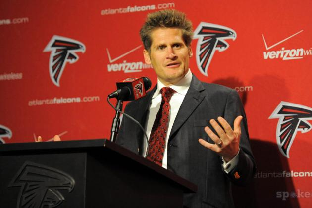 Digging into Falcons GM Thomas Dimitroff's Comrade Filter for Drafting Players