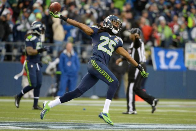 Richard Sherman Is Acting Like a Toddler, but We Need to Give Him Space to Grow