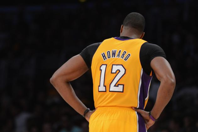 Dwight Howard Leaving LA Lakers Would Kill His Public Image Forever
