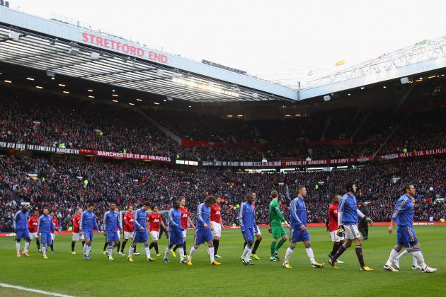 Rating the Chelsea Players in 2-2 Draw with Manchester United