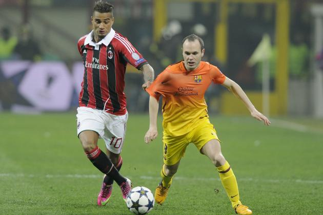 Barcelona vs. AC Milan: Complete Champions League Preview