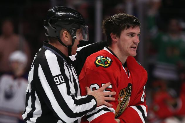 Chicago Blackhawks: A Good Time for a Few Days off After 2-Loss Weekend