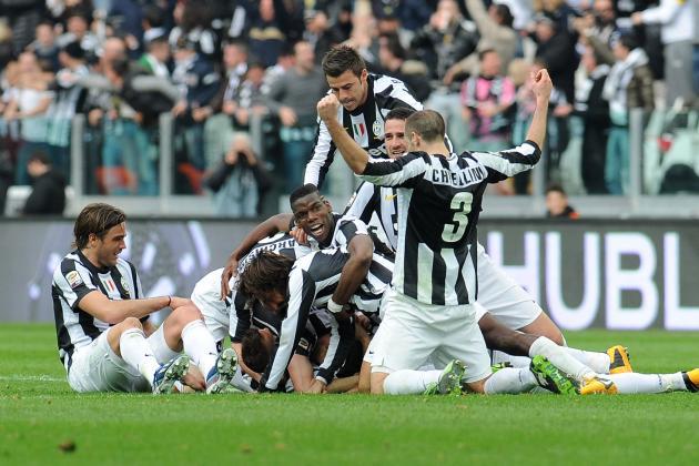 Juventus a Decade On...
