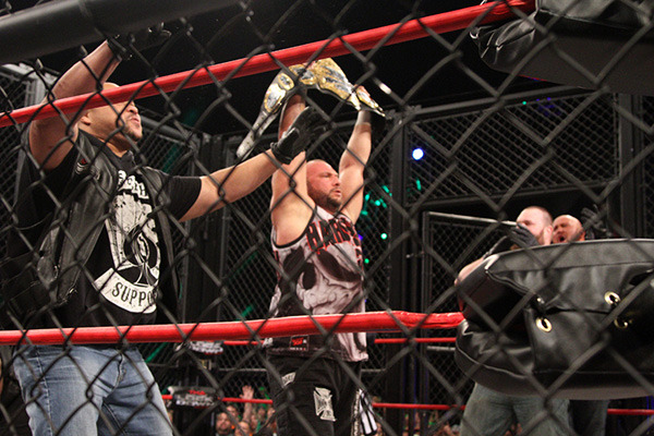 TNA Lockdown Recap: Bully Ray Shocks the World by Joining Aces and Eights