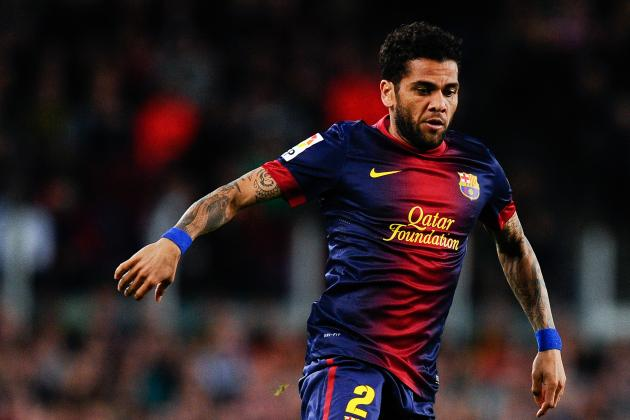 Alves: 'I'd Bet the Kitchen Sink We Beat Milan'