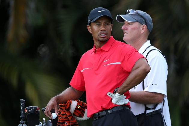 Tiger Woods Late Struggles on Sunday at Doral Are Still a Concern