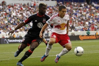 One Easy New York Red Bulls Fix: Left Back