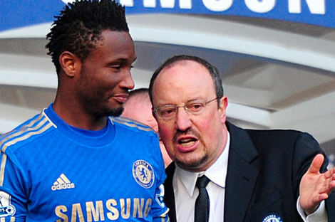 John Obi Mikel: Taunting of Rafa Benitez by Chelsea Fans Is Affecting Players