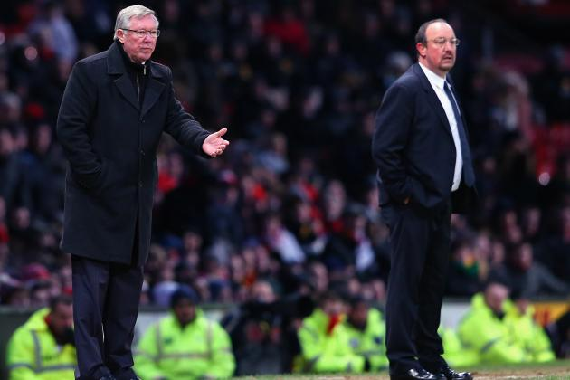 Rafael Benitez Hits out at Sir Alex Ferguson over Handshake Snub