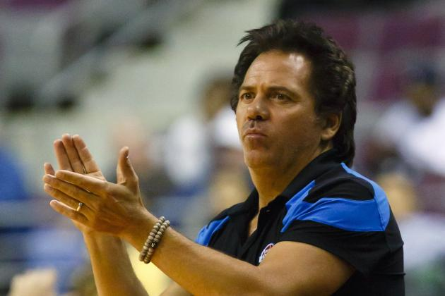 Tom Gores Says He's Excited About Summer in Brief Exchange