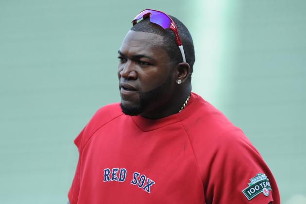 Potential Outside Options to Replace an Injured David Ortiz
