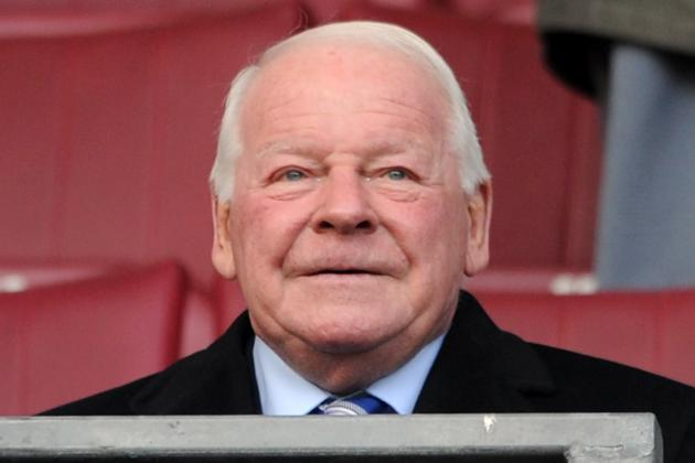 Dave Whelan Could Lead Wigan out Against Blackburn in FA Cup at Wembley