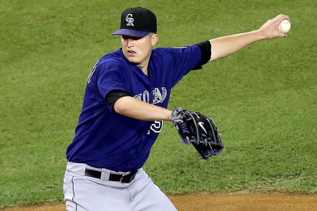 Rockies' Starting Rotation Still a Huge Question