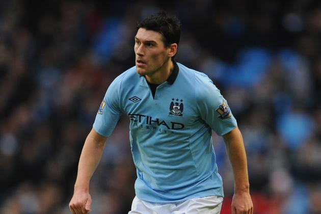 Gareth Barry Is Hoping for a New Contract at Manchester City