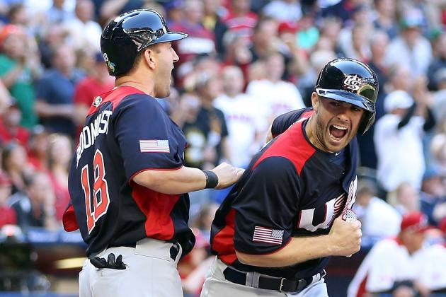 David Wright, Team USA Advance