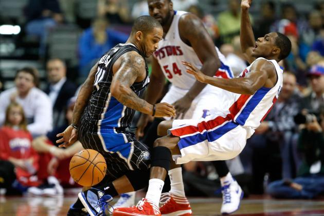 Detroit Pistons Need to Follow Brandon Knight's Lead