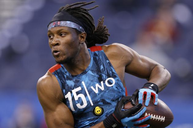 Clemson Standout DeAndre Hopkins Working out for Panthers Today