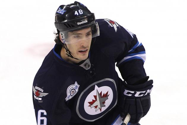 The Jets Trade Machacek to the Blue Jackets for Kubalik