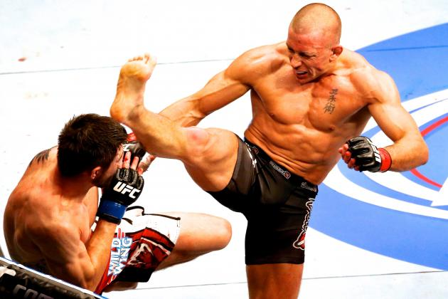 UFC 158 Preview: 5 Questions Surrounding the GSP/Diaz Fight Card