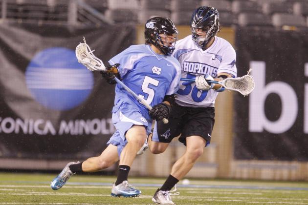 NCAA Lacrosse: UNC Takes Down No. 5 Princeton 16-15