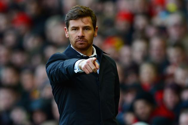 Tottenham Boss Andre Villas-Boas Remains Optimistic of a Top-Four Finish