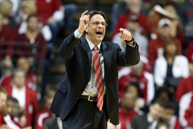 Indiana's Tom Crean Reportedly Apologizes to Michigan's Jeff Meyer