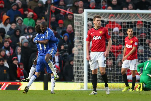 Manchester United Let Chelsea off the Hook in FA Cup