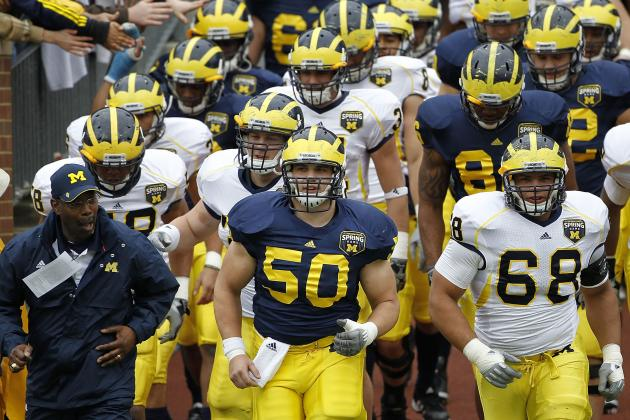 Michigan Announces Times for Spring Game, Companion Events