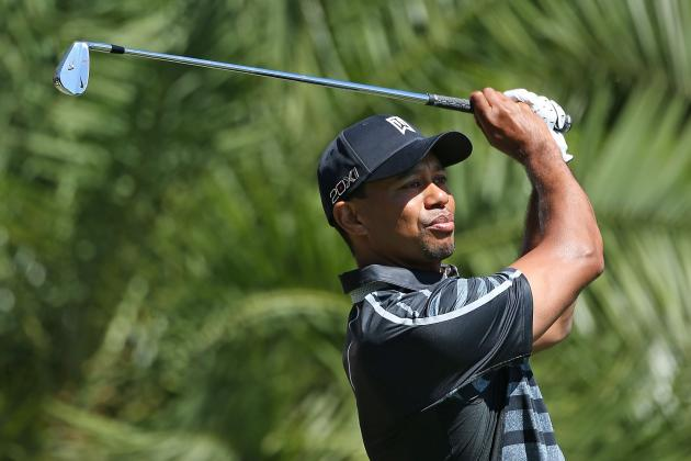2013 Masters: Why Augusta Is Best Spot for Tiger Woods to Snap Major Drought