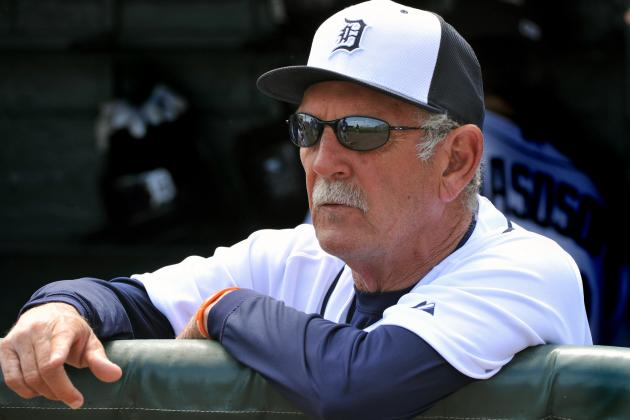 Jim Leyland Says Prince Fielder Is a Pure Hitter